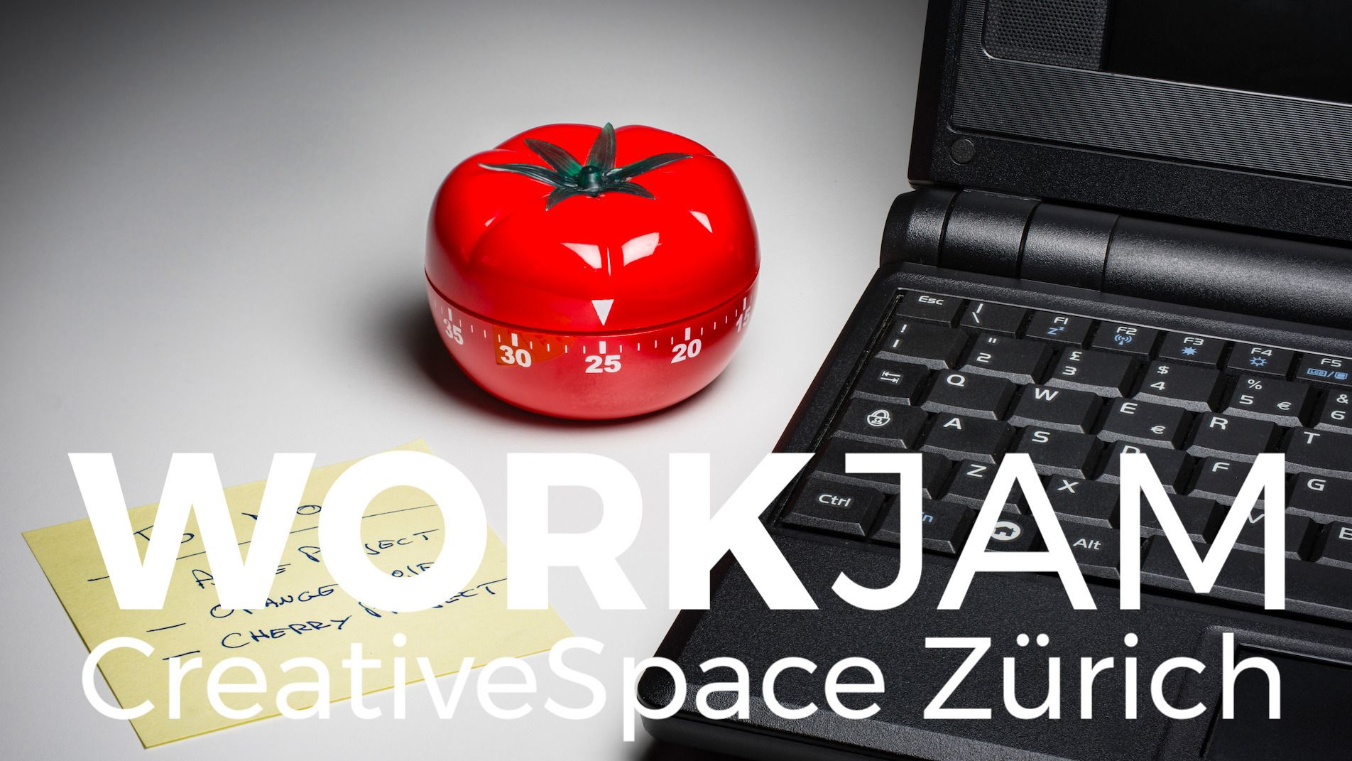 WorkJam! Pomodoro Session and Networking - CreativeSpace